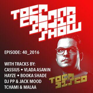TOCACABANA RADIO SHOW 40_2016