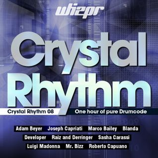Crystal Rhythm 08 - Drumcode Techno