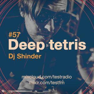 Deep Tetris #57 02-04-15 Dj Shinder
