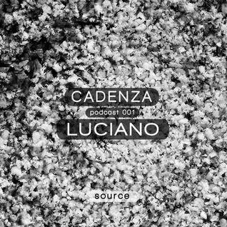 Luciano @ Cadenza Podcast 001 (04.01.2012) (source)