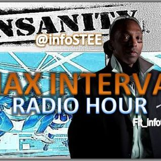 """MAX INTERVAL"" fit talk hr ""Navigating The Holiday's To The New Year Resolution""  Oct 2012 prt 1/2"