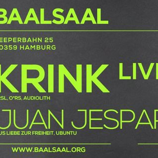 JuanJespar @ Baalsaal-Hamburg 22.01.2016