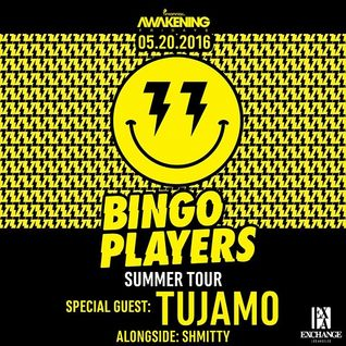 Bingo Players - Live @ Exchange LA (Los Angeles) - 20.05.2016