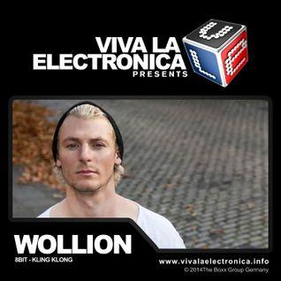 Viva la Electronica pres Wollion (8Bit/Kling Klong)