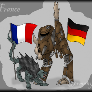 Hakke-Mitch - France vs Germany