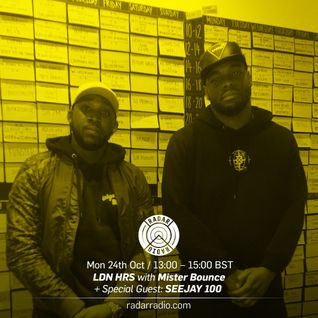 LDN HRS w/ Mister Bounce - 24th October 2016