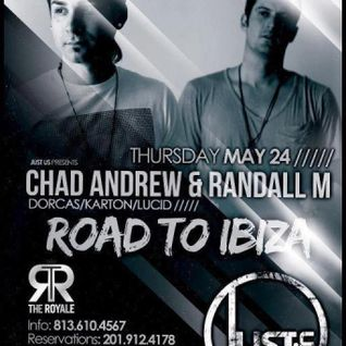RANDALL M AND CHAD ANDREW B2B -TF PODCAST