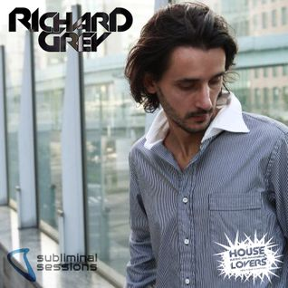 HEPLovers Podcast : Guest Mix #05 - Richard Grey