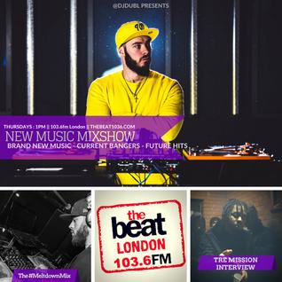 @DJDUBL - #NewMusicMixshow (21.07.16) - Special guest @TreMission