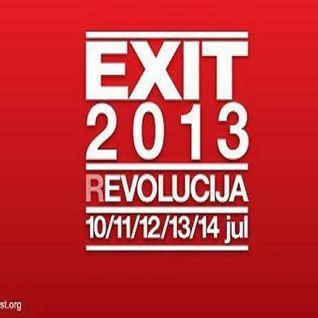 Pan-Pot @ Exit Festival 2013