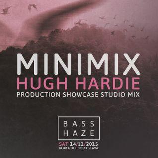 Lixx - Hugh Hardie (UK) showcase studio minimix 2015