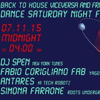 Back To House VICEVERSA and Friends || SIMONA FARAONE x  Dance Saturday Night FM || Radio Suby