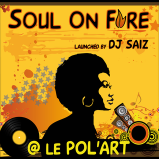 DJ SAIZ ::: Soul Before Midnight Mix (Pol'Art Café - 04/10/2013)