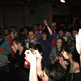 The Moroders live at Altes Wettbuero Dresden for Cosmic Romy (March 2013)