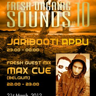 Fresh Organic Sounds Ep10 hosted by Jaribooti Appu at Tenzi FM