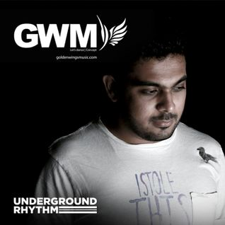 Underground Rhythm #UGR025 On Golden Wings Music Radio