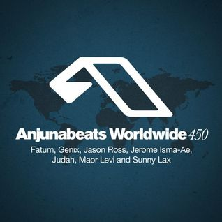 Anjunabeats Worldwide 450 with Gareth Jones