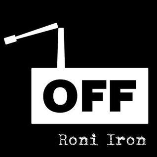 Roni Iron @ OFF Radio -30/09