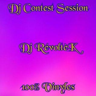 Dj Contest Session - 20 Minutes 100% Vinyles