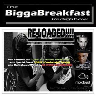 BIGGA BREAKFAST (Good Bye to 2012) ft JON B & STEVE SUTHERLAND
