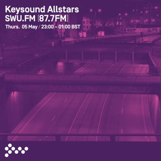 SWU FM - Keysound Allstars w/ Blackdown, DJ Truce & Damu - May 05