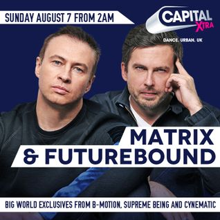 Matrix & Futurebound on The Residency (September 7th 2014)