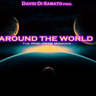 """David Di Sabato pres. """"Around The World"""" [Episode #012] - The Mixshow"""