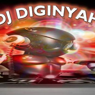 DJ Diginyah Mind and Soul Sessions -  2-13-15