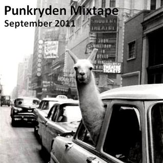 Punkryden Mixtape : September 2011