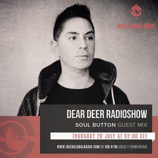 Dear Deer Radioshow #019 - Soul Button