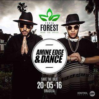 2016.05.20 - Amine Edge & DANCE @ CUFF - Festa Forest, Brasilia, BR