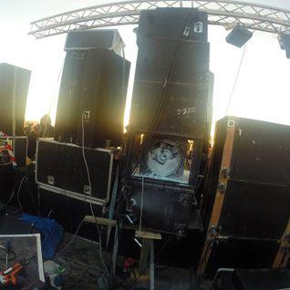 Live Hard Techno by Gargamel ( N3v3rstop ) @ FDLM Juignettes France 21 Juin 2014