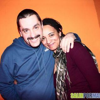 Rubén G & Mayka Edjolé-Soulstep session