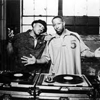 Back To The Old School Hip Hop mix Part 1 (2002)