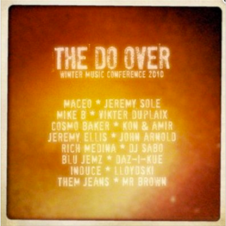 Cosmo Baker All Vinyl Set Live @ The Do Over Miami hosted by Aloe Blacc