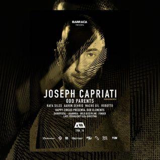 2016 06 11 Siles @ Barraca - Warm Up to Joseph Capriati