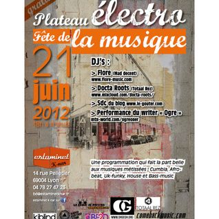Le-Gouter.Com |Teaser Fête de la Musique 2012 feat. Docta Roots & Flore |Lyon Croix-Rousse
