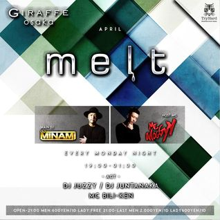 melt at GIRAFFE LIVE MIX 20160307