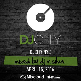 DJ R.SILVA - Friday Fix - Apr. 15, 2016