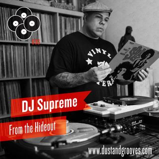 DJ Supreme for Dust & Grooves