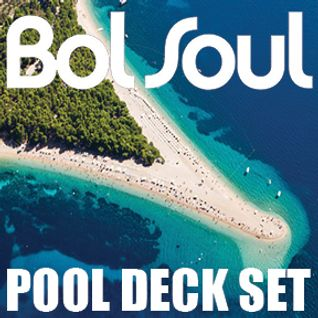 BOLSOUL 2 - POOL DECK SET