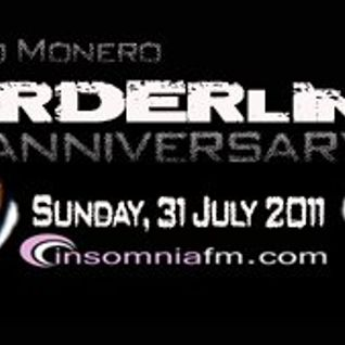 Deep-L - @ Borderliner Anniversary on InsomniaFm.com (31-07-2011)