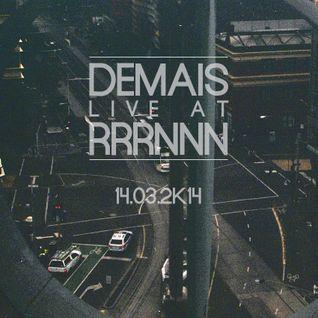 Live at RRRNNN Unten 14.03.2K14