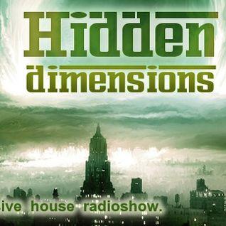 Abraham A. - Hidden Dimensions 011