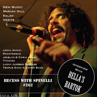 RECESS with SPINELLI #262, Bella's Bartok