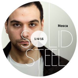 Solid Steel Radio Show 1/4/2016 Hour 1 - Mosca