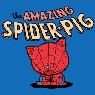 Amazing Spiderpig
