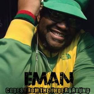 EMAN CODES FROM THE UNDERGROUND..