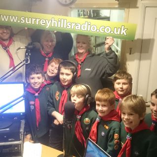1st Ashtead Cubs Takeover 25 04 2016