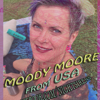 Night Sirens Podcast show -DJ Moody Moore (USA) with MC Kinetiks dnb mix (22.10.2015)